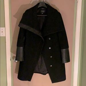 Club Monaco wool coat